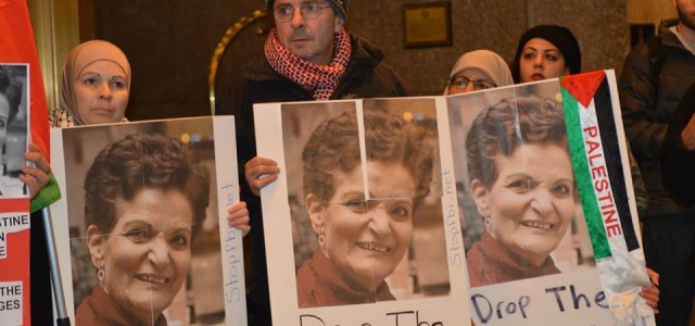 PRESS STATEMENT: For Immediate Release | Rasmea Defense Committee Press contact: Hatem Abudayyeh, 773.301.4108, hatem85@yahoo.com Defense says charges are product of illegal investigation violating First Amendment Attorneys representing Chicago's long-time Palestinian community leader, […]